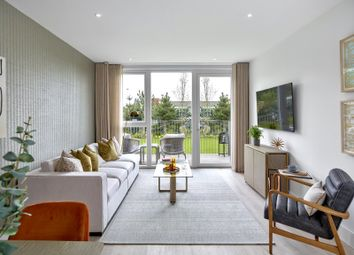 Thumbnail 2 bed flat for sale in Affinity House, Grand Union, Beresford Avenue