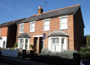 Thumbnail 3 bed semi-detached house to rent in Elmgrove Road, Weybridge