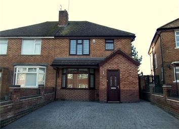 3 bed semi-detached house for sale in St. Cuthberts Road, Derby DE22