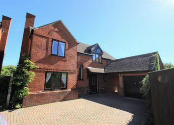 Thumbnail 5 bed detached house for sale in The Bramptons, Shaw, Swindon
