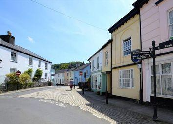 Thumbnail 2 bed maisonette for sale in Fore Street, Buckfastleigh, Devon