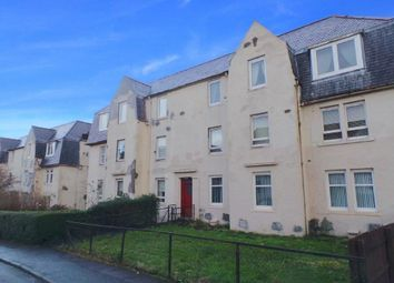 Thumbnail 2 bed flat for sale in Lemmon Street, Greenock
