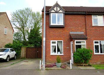 Thumbnail 2 bedroom property to rent in Keeling Way, Attleborough