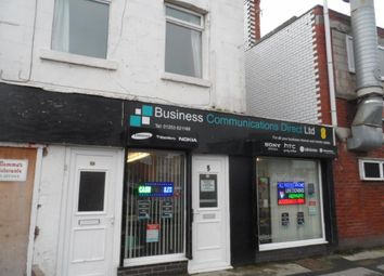 Thumbnail Commercial property for sale in East Topping Street, Blackpool