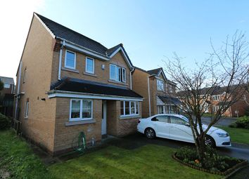 Thumbnail 4 bed detached house for sale in Penwell Fold, Oldham, Greater Manchester