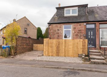 Thumbnail 3 bedroom cottage for sale in 15 Burnbrae Sauchie, Alloa, Clackmannanshire 3Ne, UK