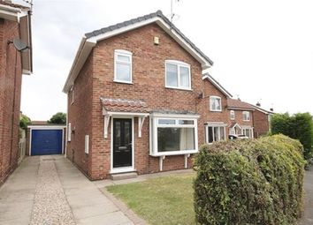 Thumbnail Detached house to rent in Bramley Avenue, Barlby, Selby