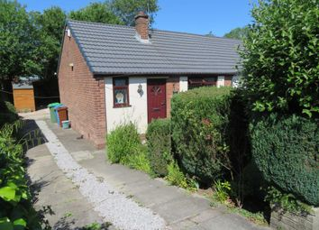 Thumbnail 1 bed semi-detached bungalow for sale in Greenway, High Crompton, Shaw