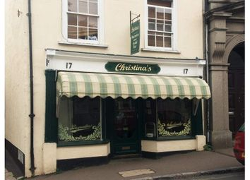 Thumbnail Restaurant/cafe to let in Christina's, Ashburton