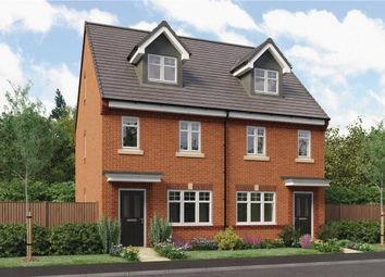 """Thumbnail 3 bedroom semi-detached house for sale in """"Tolkien"""" at Hastings Close, Chesterfield"""