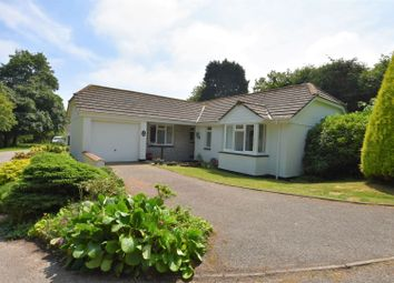 Thumbnail 3 bed detached bungalow for sale in Trevoney, Falmouth