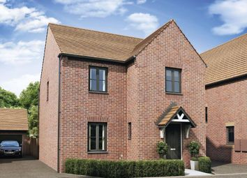 "Thumbnail 4 bed detached house for sale in ""Kingsley"" at Bird Way, Lawley, Telford"