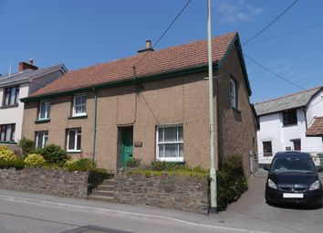 Thumbnail 4 bed detached house for sale in Blakeshill Road, Landkey, Barnstaple