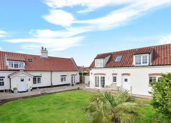 Thumbnail 4 bed cottage for sale in Coast Road Chalet Estate, Coast Road, Bacton, Norwich