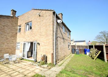 Thumbnail 3 bedroom end terrace house for sale in Bute Court, Haverhill