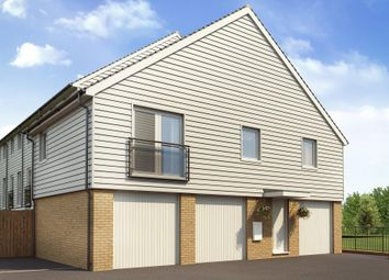 """Thumbnail 2 bedroom detached house for sale in """"Alcester"""" at Temple Hill, Dartford"""