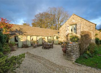 Thumbnail 3 bed semi-detached house for sale in Brimpsfield, Gloucesteshire