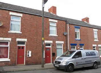 Thumbnail 2 bed terraced house for sale in Eighth Street, Blackhall Colliery, Hartlepool