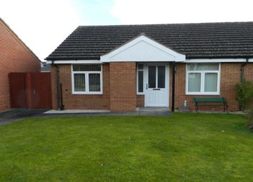 Thumbnail 2 bed bungalow for sale in Wyegate Close, Birmingham