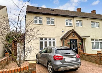 3 bed end terrace house for sale in Chatteris Avenue, Romford, Essex RM3