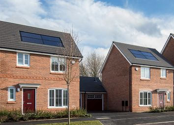 Thumbnail 3 bed link-detached house for sale in The Ellesmere, Shevingtons Lane, Kirkby, Liverpool, Merseyside