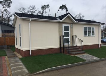 Thumbnail 3 bed mobile/park home for sale in The Lanterns, Bedwell Park, Witchford