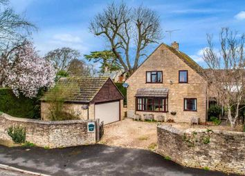 Thumbnail 4 bed detached house for sale in Berkeley Close, South Cerney, Cirencester