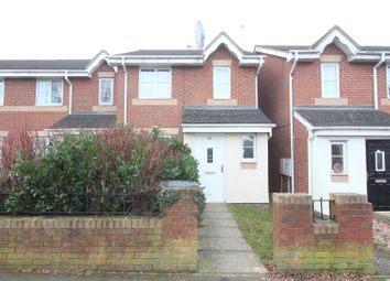 Thumbnail 3 bed town house for sale in New Street, Earl Shilton, Leicester