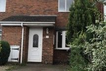Thumbnail 2 bed end terrace house to rent in Melbeck Drive, Chester Le Street