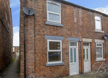 Thumbnail 3 bed end terrace house for sale in Co-Operative Street, Stanton Hill, Sutton-In-Ashfield