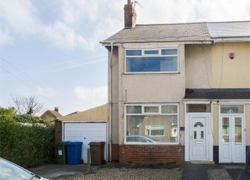 Thumbnail 2 bed end terrace house for sale in Chestnut Avenue, Withernsea