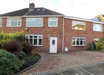 Thumbnail 5 bed town house for sale in Hillside Drive, Middleton, Manchester