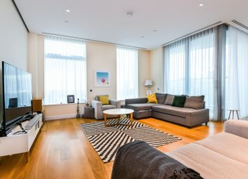 Thumbnail 3 bed flat to rent in Arora Tower, Waterview Drive, Greenwich Peninsula