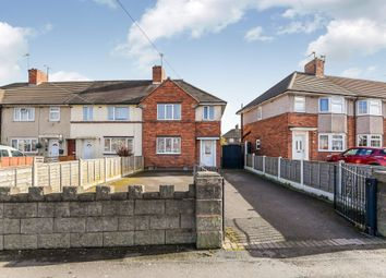 Thumbnail 3 bed semi-detached house for sale in Crankhall Lane, Wednesbury