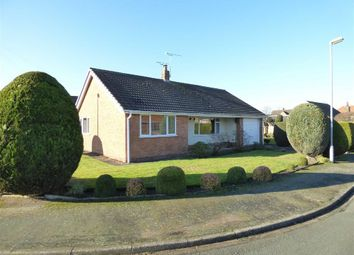 Thumbnail 2 bedroom detached bungalow for sale in Oak Bank Close, Willaston, Nantwich