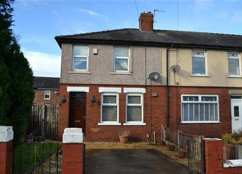 Thumbnail 2 bed end terrace house for sale in Warrington Road, Leigh