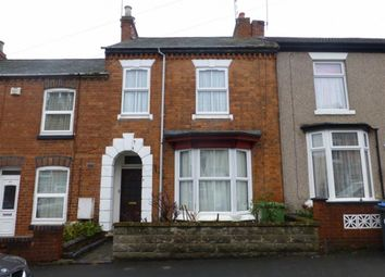 Thumbnail 3 bed terraced house to rent in Cambridge Street, Rugby, Warwickshire