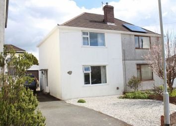 Thumbnail 2 bed semi-detached house for sale in Braddons Hill, Woodford, Plympton, Plymouth