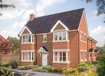 """Thumbnail 3 bedroom property for sale in """"The Sheringham"""" at Hadden Hill, Didcot, Oxfordshire, Didcot"""
