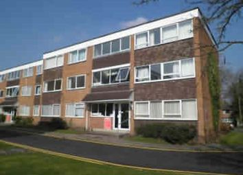 Thumbnail 1 bed flat to rent in Kingston Court, Four Oaks, Sutton Coldfield