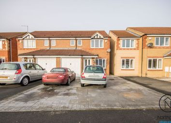 Thumbnail 3 bed semi-detached house for sale in Heaton Road, Billingham