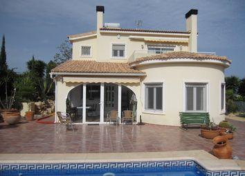 Thumbnail 3 bed villa for sale in Gata Residential, Gata De Gorgos, Alicante, Valencia, Spain