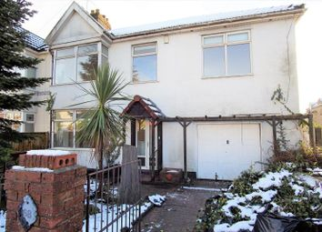 Thumbnail 4 bed semi-detached house to rent in Ingleside Road, Kingswood, Bristol