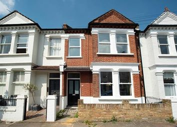 Thumbnail 3 bed terraced house to rent in Farlow Road, Putney, London
