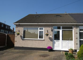 Thumbnail 3 bed semi-detached bungalow for sale in Tyrone Close, Billericay