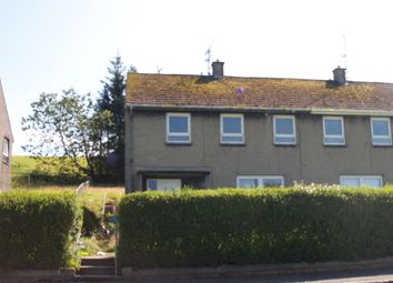 Thumbnail 3 bed semi-detached house for sale in Lanehead Terrace, New Cumnock