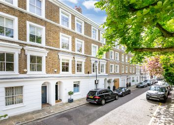 Thumbnail 4 bed terraced house for sale in Ansdell Terrace, Kensington, London
