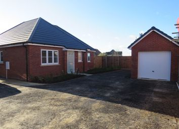 Thumbnail 3 bed detached bungalow for sale in Scholars Close, Manea, March