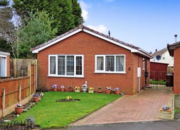 Thumbnail 2 bedroom detached bungalow for sale in Wordsworth Close, Cannock, Staffordshire