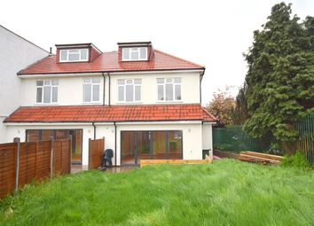 Thumbnail 4 bed end terrace house for sale in Malden Road, North Cheam